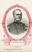 95x111.11 - Major General Sterling Price C. S. A., Civil War Portraits from Winterthur's Magnus Collection